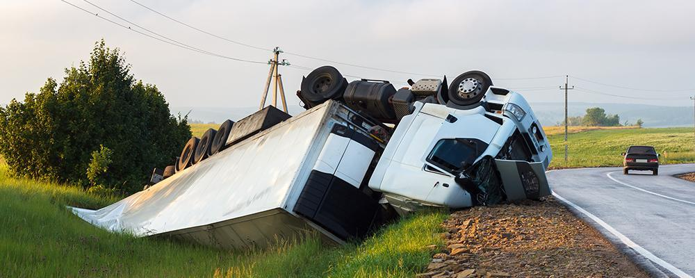 Mokena truck accident injury law firm